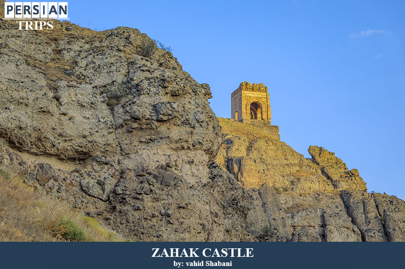 Hashtrood Zahak Castle